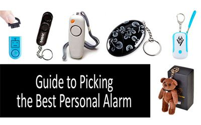 TOP-6 personal alarms