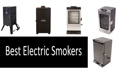 Best Electric Smokers min: photo