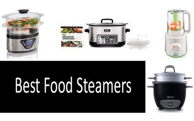 Best Food Steamers min: photo