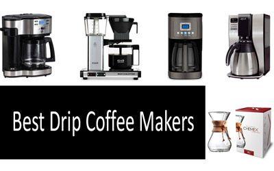 Best Drip Coffee Makers min: photo