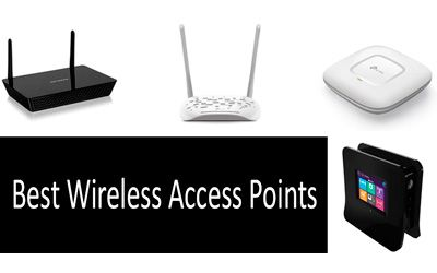 Best Wireless Access Points min: photo