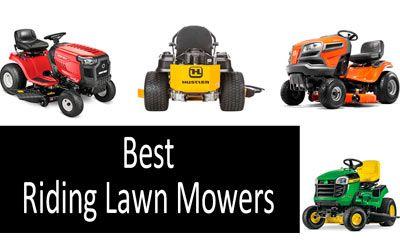 Best Riding Lawn Mowers min: photo