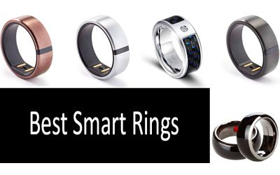 Best Smart Rings min: photo