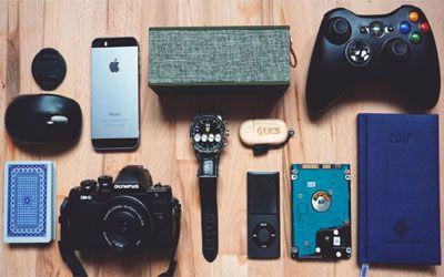 Best gadgets for men min: photo