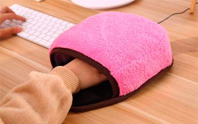 Best Heated Mouse Pads min: photo