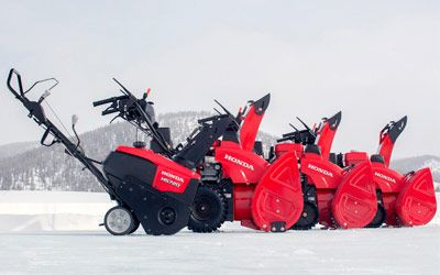 Best Honda Snow Blowers min: photo