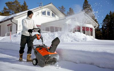 Best Husqvarna Snow Blowers min: photo