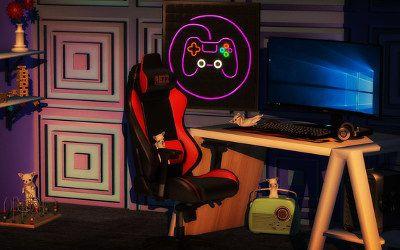 Gaming Stuhl Test: foto