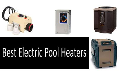 Best electric pool heaters min: photo
