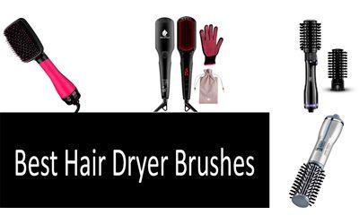 Best hair dryer brushes min: photo