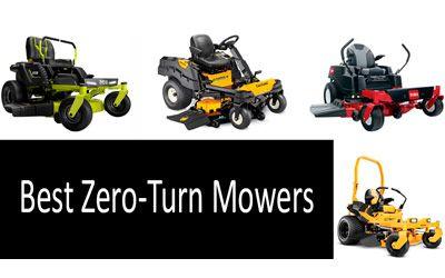 Best Zero Turn Mowers min: photo