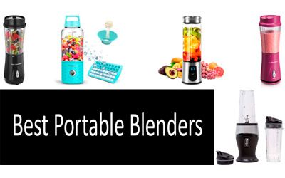 Best portable blenders min: photo