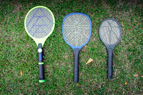 3 Electric Fly Swatters: photo