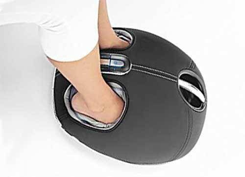 The Most Stylish Foot Massager