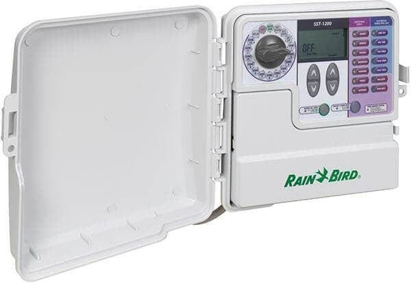 Pick the best sprinkler controller with our top 5 controllers from rain bird sst1200o simple to set indooroutdoor timer 12 zone sciox Choice Image