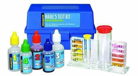Best Selling Pool Water Test Kit