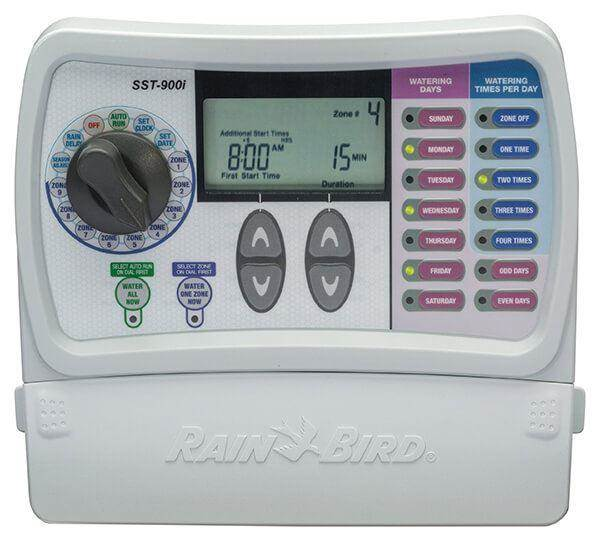 Rain Bird SST900I Simple to Set Indoor Timer, 9-Zone