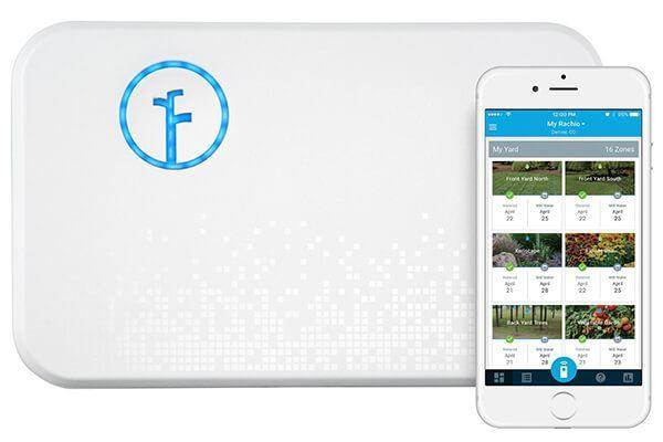 Rachio Smart Sprinkler Controller, 8 Zone 2nd Generation