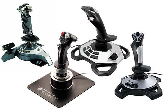 Best Controllers for Flight Simulators: Stick, Throttle, Pedals in 2019