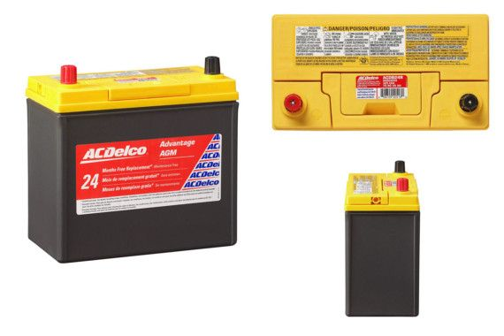 ACDelco ACDB24R Battery: photo