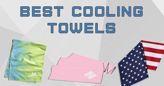 Cooling towels