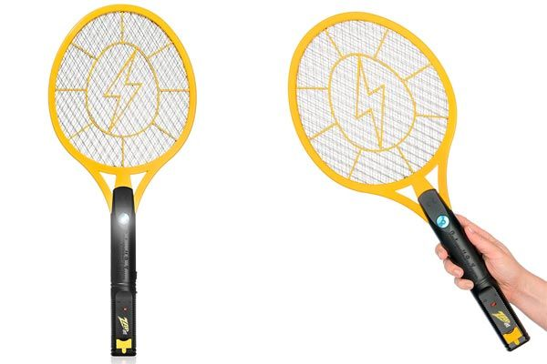 Bug Zapper Racket: photo