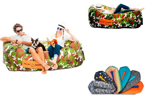 Chillbo Baggins 2.0 Inflatable Lounger: photo