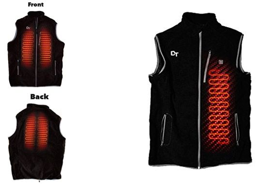 DT Electric Heated Vest: photo