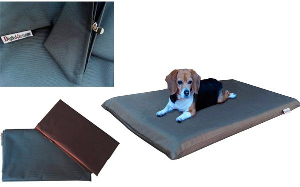 Dogbed4less Gel Cooling Memory Foam: photo