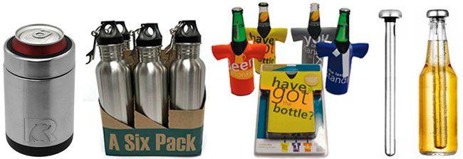 Dosen & Bier Flaschenkühler: foto