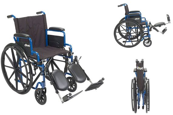 Wheelchair with Flip Back Desk Arms: photo