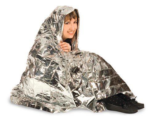 Mylar Emergency Survival Sleeping Blanket