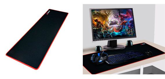 GLTECK Large Mouse Pad: photo