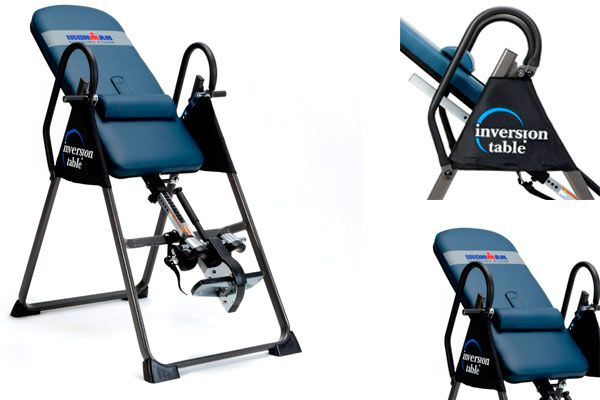 Highest Weight Capacity Inversion Table: photo