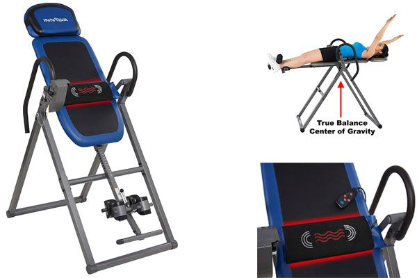 Inversion Table for Lower Back Pain: photo