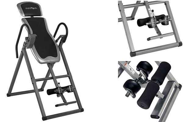 A Cut-Rate Inversion Table: photo