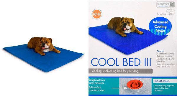 KH Pet Products Cooling Dog Bed: photo