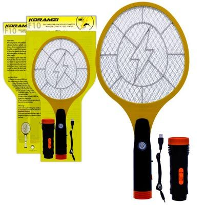 Koramzi Electric Fly Swatter: photo