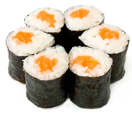 Type of Sushi - Maki: photo