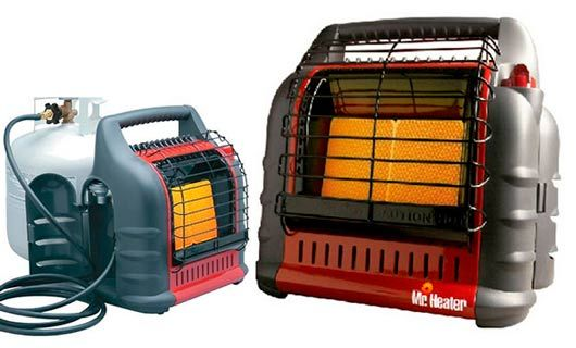 Mr. Heater MH18B Portable Propane Heater photo  sc 1 st  Gadget-Reviews & TOP-5 tent heaters from $30 up to $600