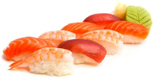 Type of Sushi - Nigiri: photo