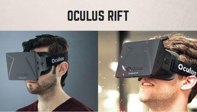 oculus rift vr helmet price