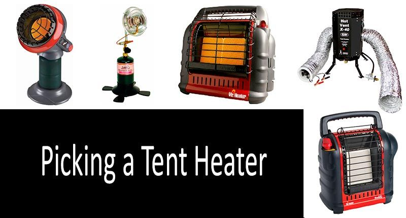 best tent heater  sc 1 st  Gadget-Reviews & TOP-5 tent heaters from $30 up to $600