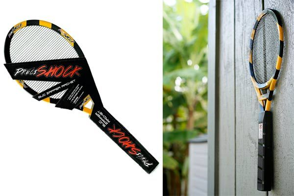 PreciShock Electric Fly Swatter: photo
