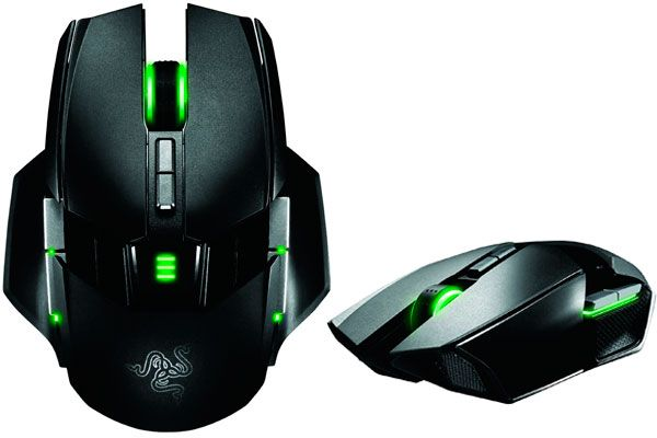 Razer Ouroboros Elite Ambidextrous Gaming Mouse: photo