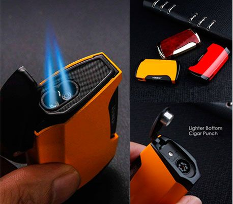Red Jet Torch Lighter: photo