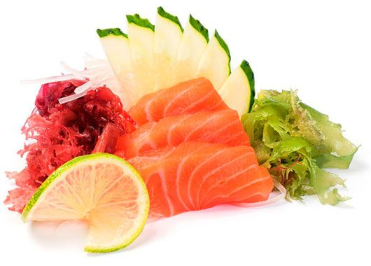 Type of Sushi - Sashimi: photo