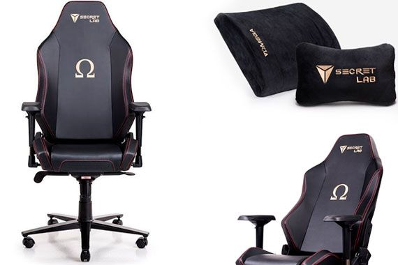 Secretlab OMEGA Gaming Chair: photo
