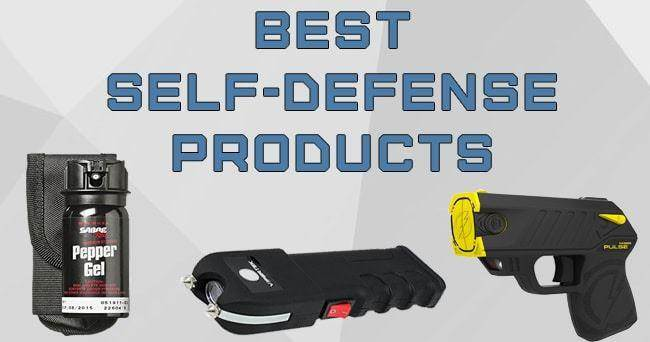 TOP-16 Self-defense products