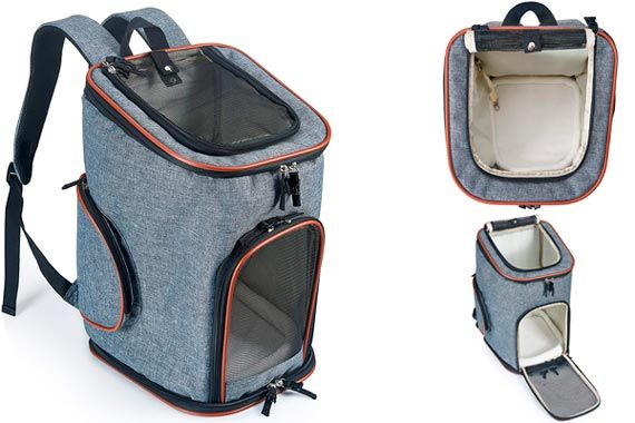 Backpack for Small Dogs: photo